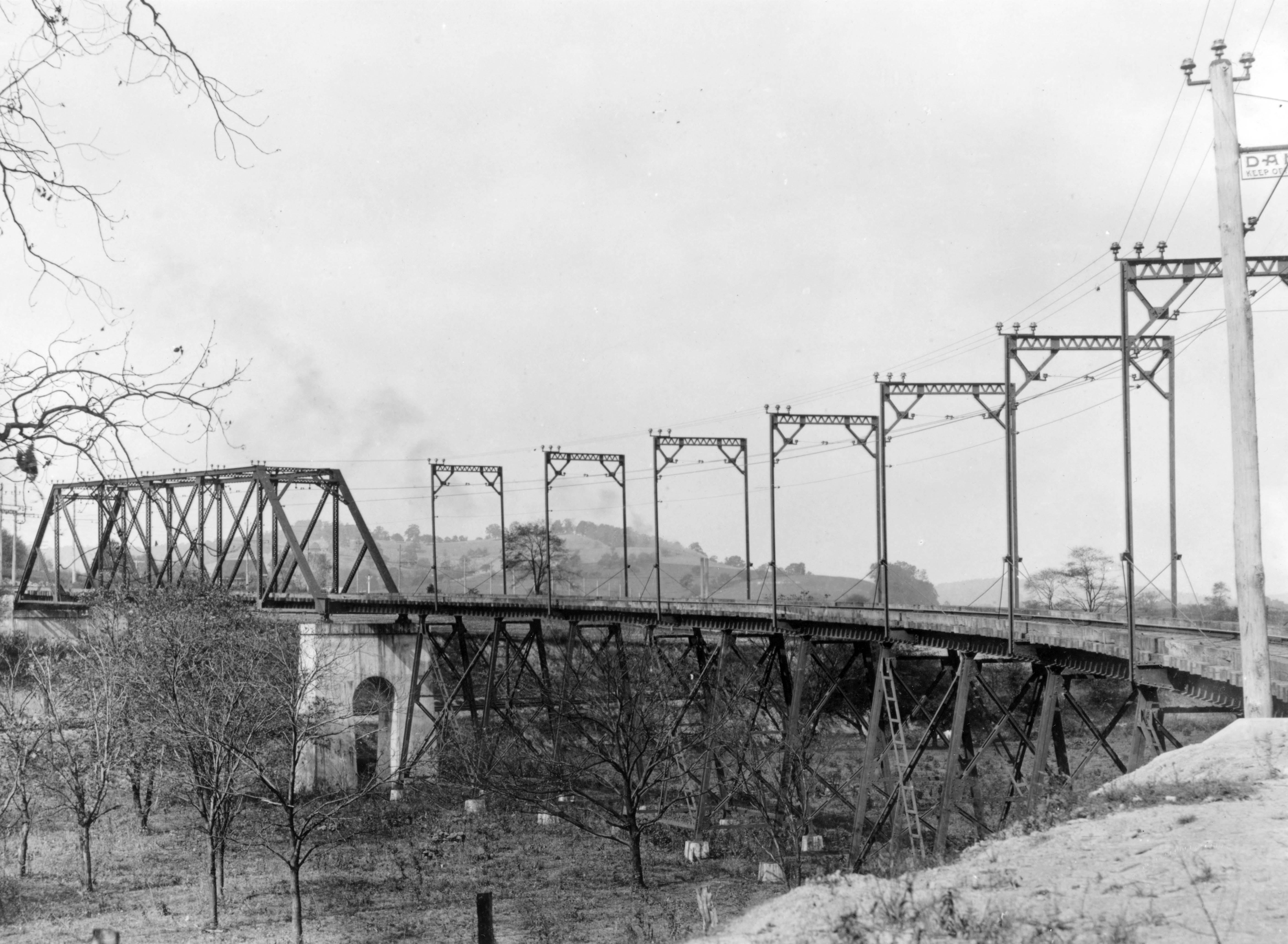 Harmony Museum - Luntz Bridge GE