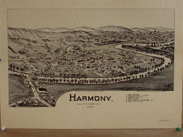 Bird's Eye View of Harmony