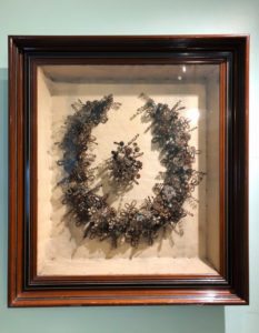 Artifact of the Month - Hair Art