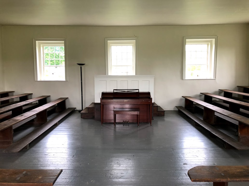 Mennonite Meeting House Pulpit