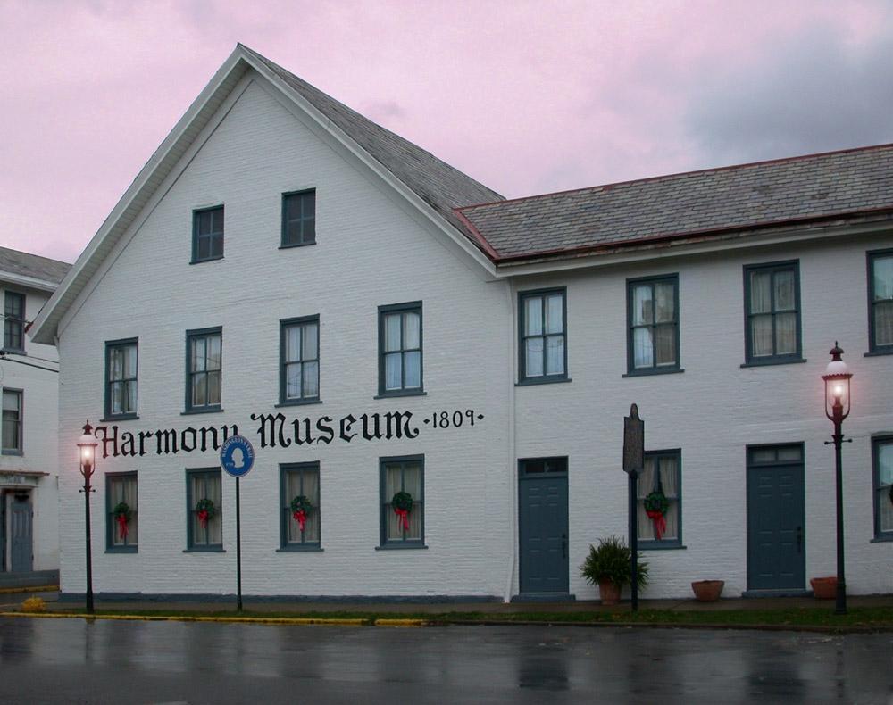 Harmony Museum Front