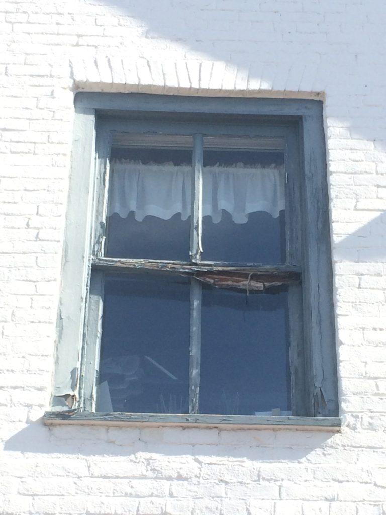 Old Harmony Museum Window