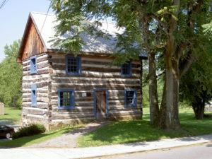 Weaver's Cabin