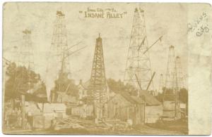 Area Memories Oil Derrick Answer Picture S