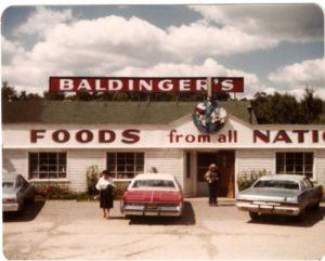 Baldingers