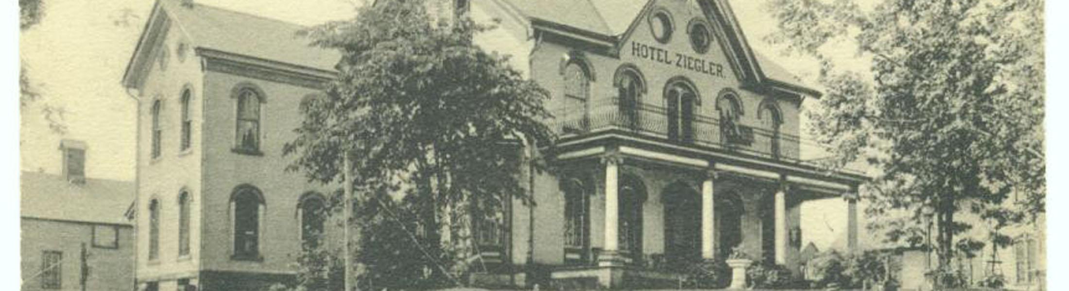 Harmony Inn 1914