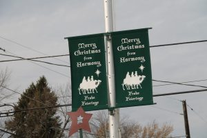 Christmas Market - Merry Sign